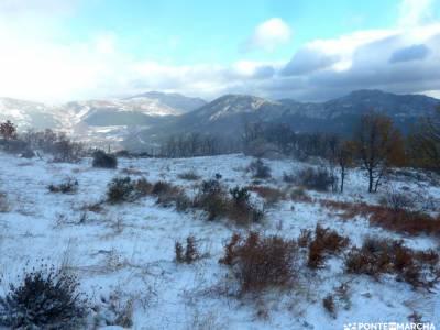 Cerro Perdiguera-Cuerda Vaqueriza; parque natural urbasa club senderismo almeria las dos gargantas d